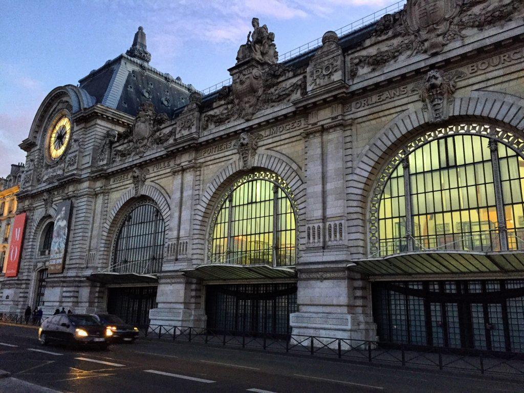 Une ancienne gare reconvertie en musée