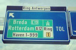 Rotterdam à la 3 ème port le plus grand du monde