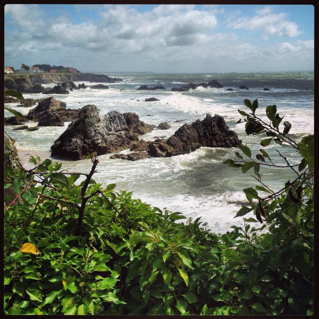 Une tempête balaye la côte bretonne dès le 24 août