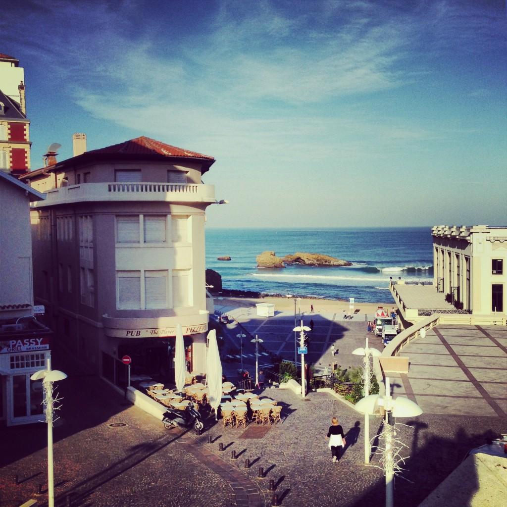 Biarritz en novembre