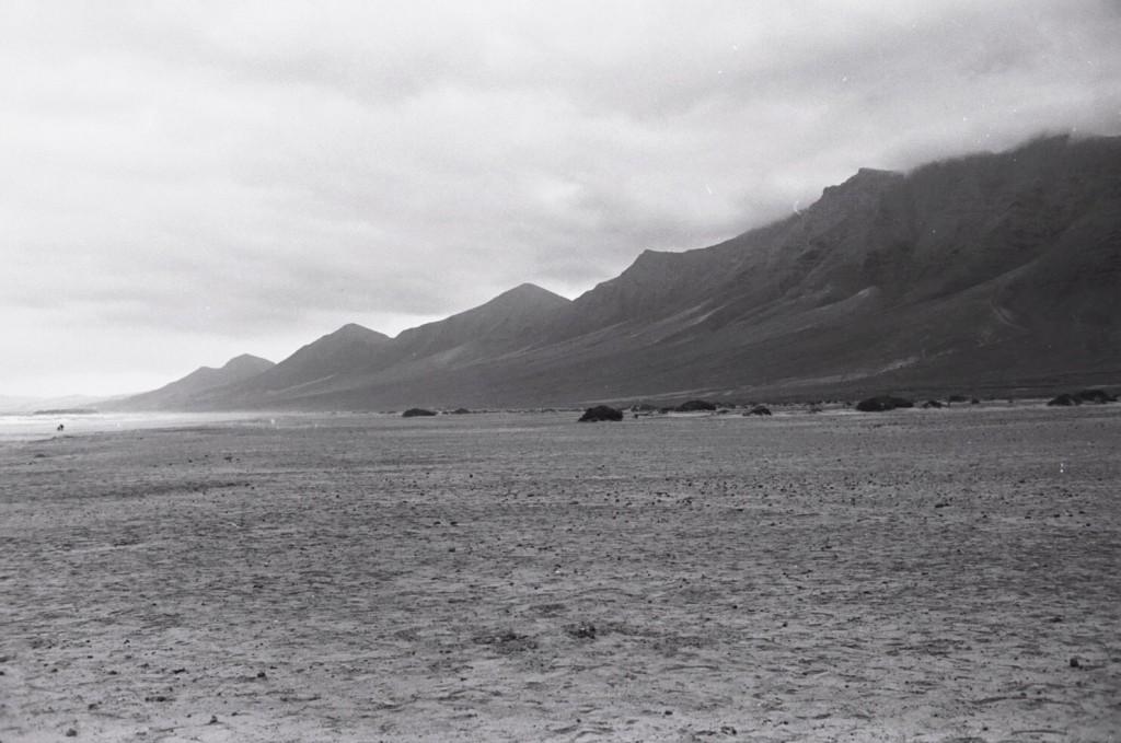 Cofete, une plage et des vagues à perte de vue