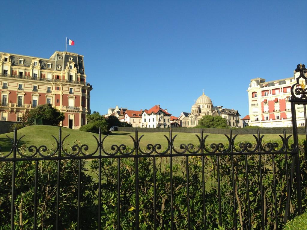 Le Grand Hôtel à Biarritz