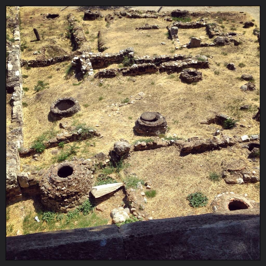 66. L'antiquité grecque est là devant nos yeux, à condition de savoir regarder.