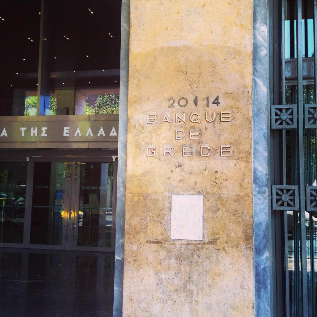 76. La Banque de Grèce