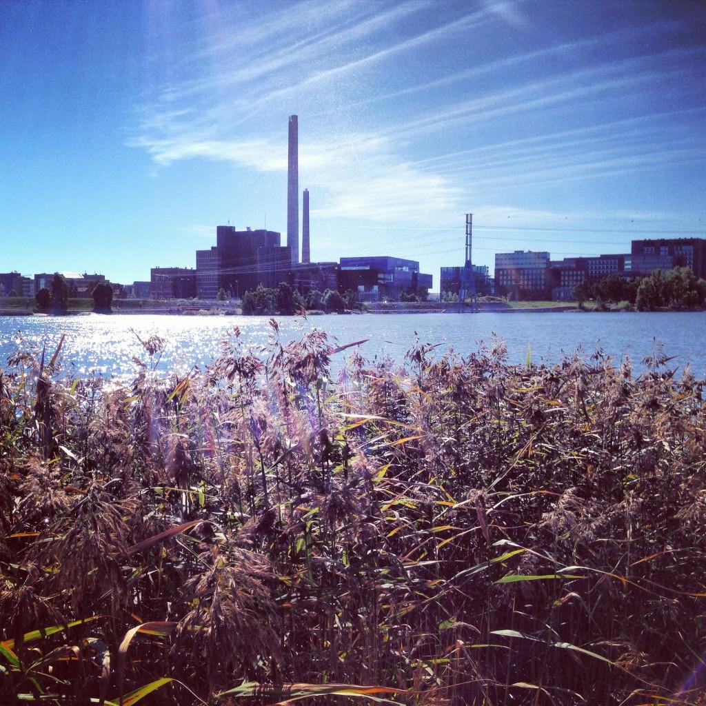 59. Helsinki sous le soleil