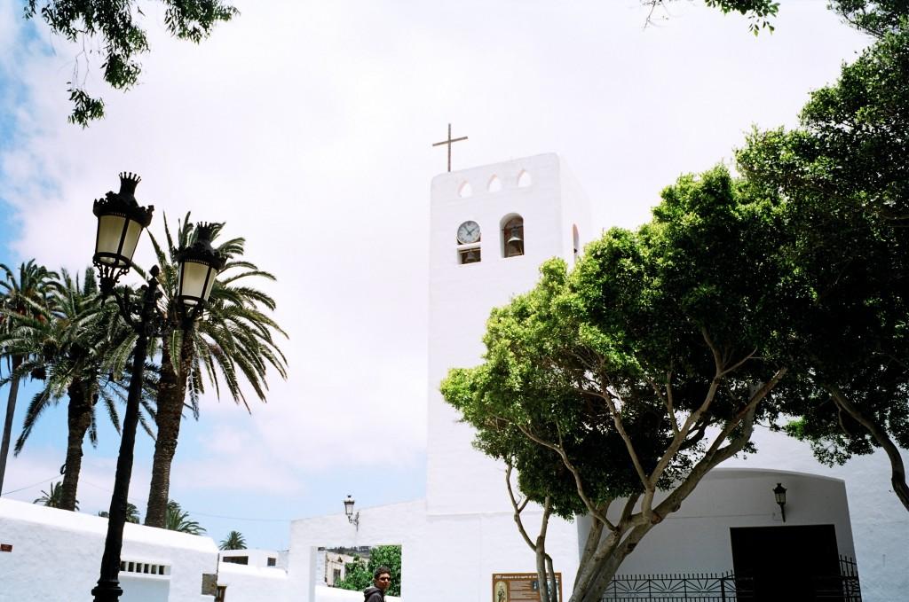 La petite église de Téguise