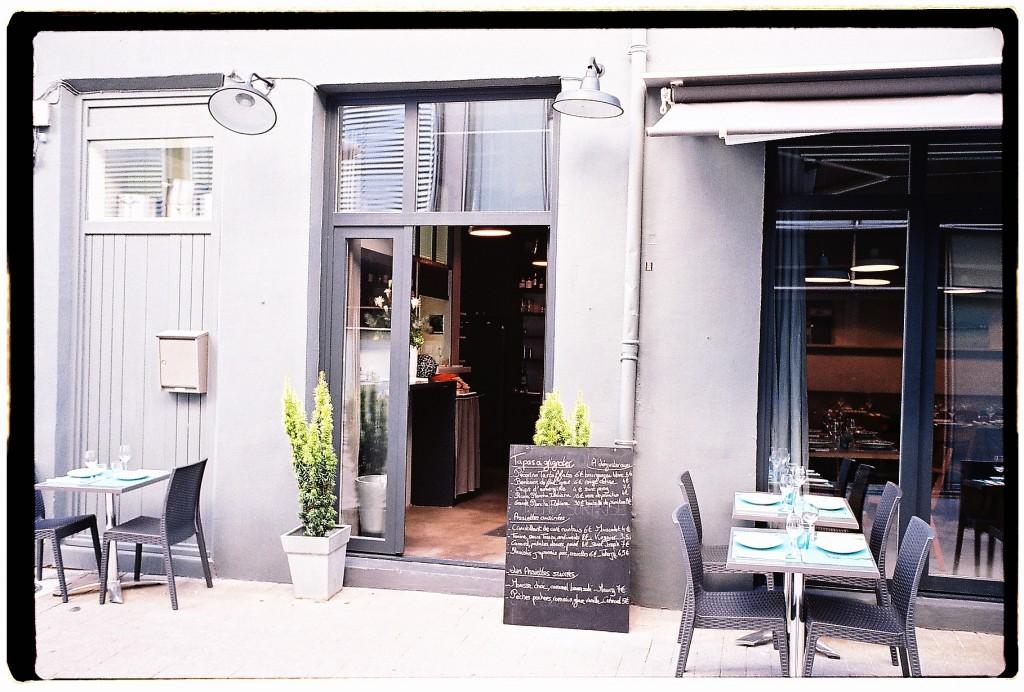 Le Petit Boucot, 1 rue Lekain à Nantes
