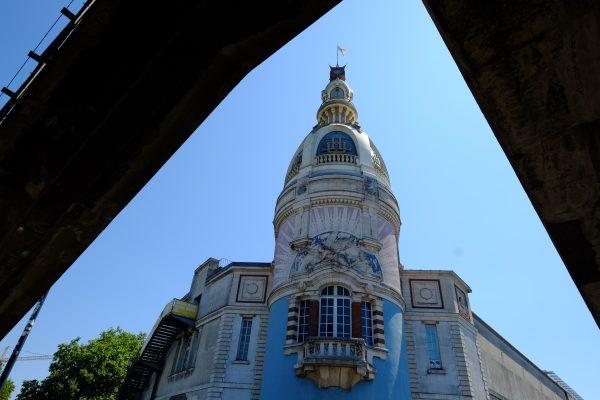Nantes en été et le lieu unique