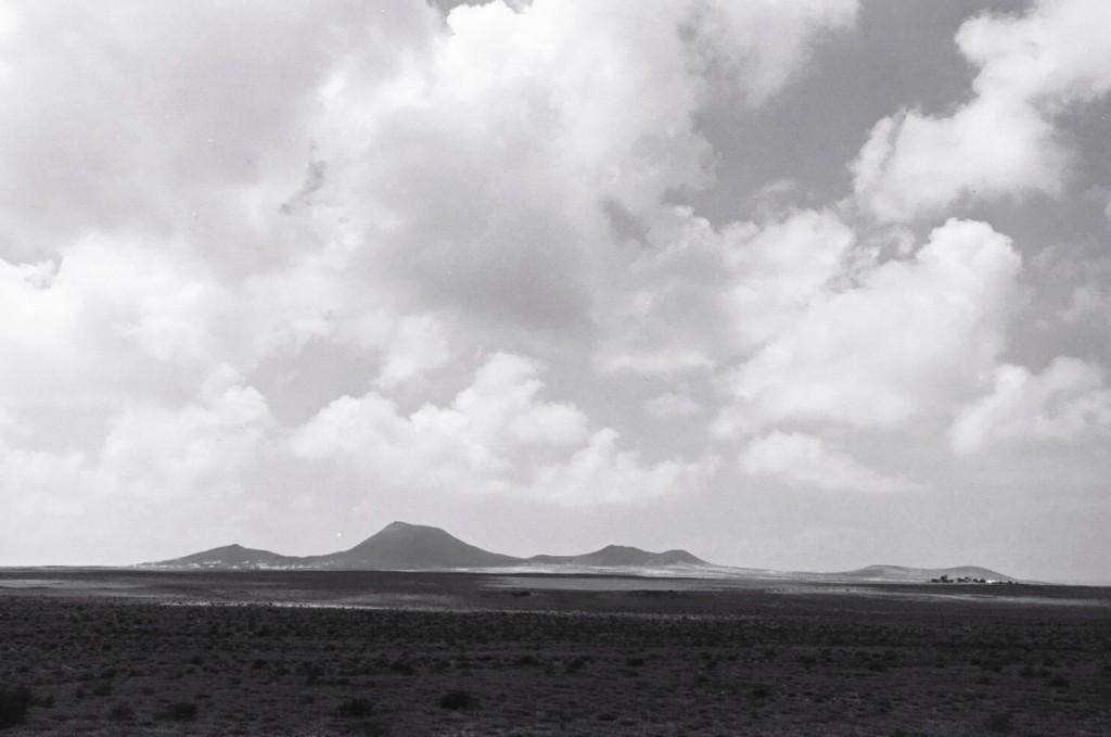 Un paysage à couper le souffle à Lanzarote