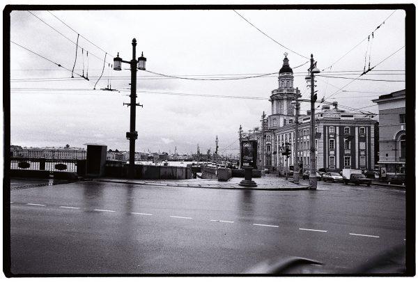 Saint-Petersbourg, l'une des plus belles villes d'Europe de l'Est