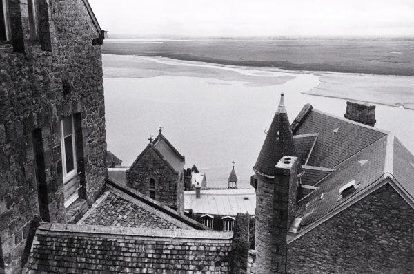 Vue sur les toits de la cité