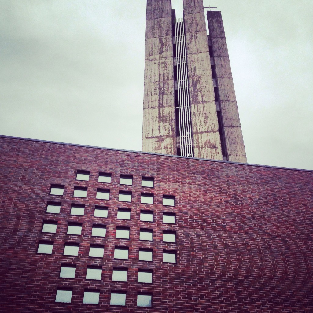 75. La cathédrale de Lahti, Finlande