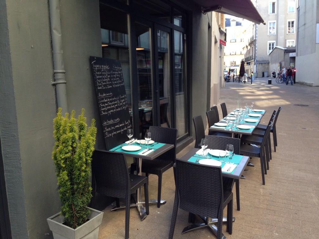 La terrasse la plus calme de Nantes