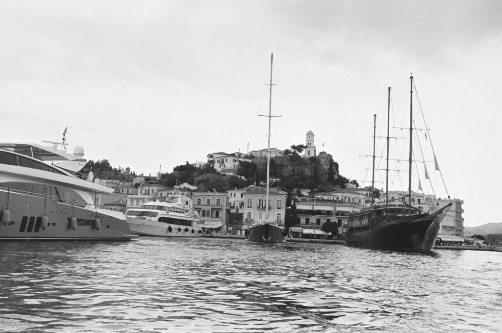 l'île de Poros