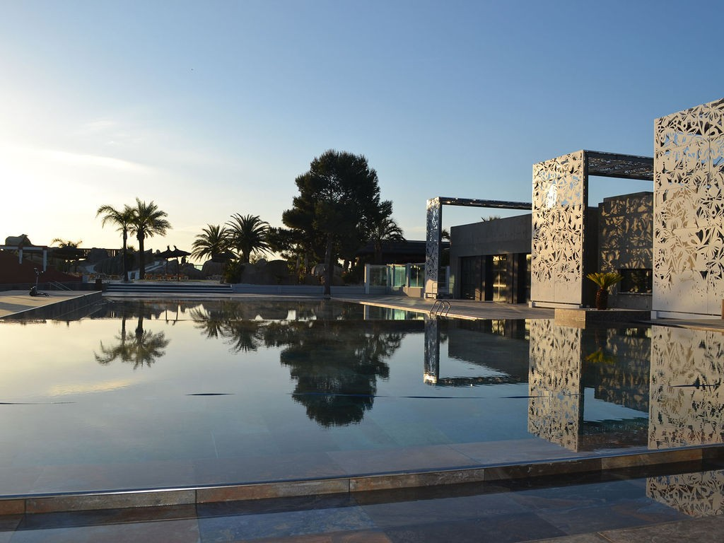 Le centre bien-être du Brasilia au Canet en Roussillon