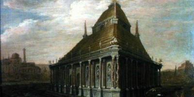 Le Mausolée, Wilhelm von EHRENBERG