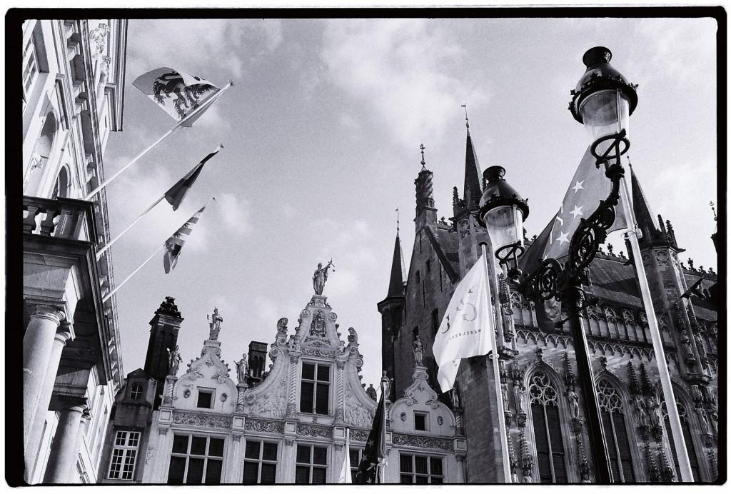 Bruges une ville belge élevée au rang de patrimoine mondiale de l'Humanité