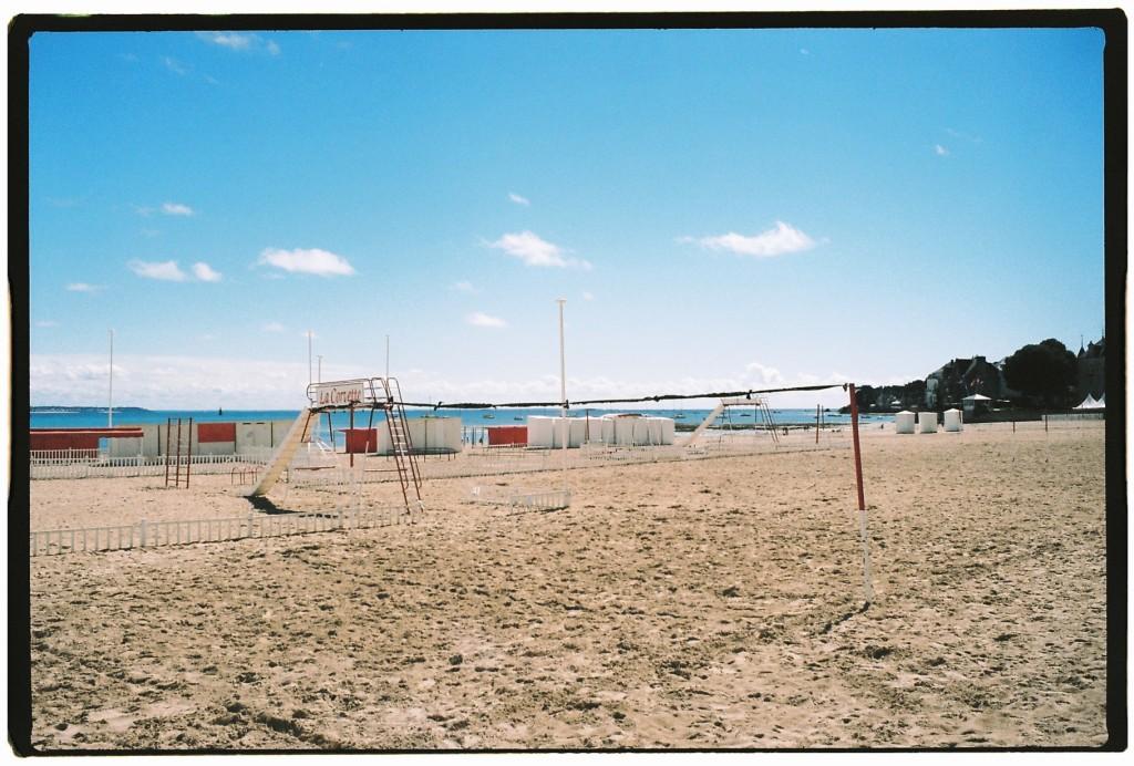 La Corvette l'un des clubs de plage du pouliguen