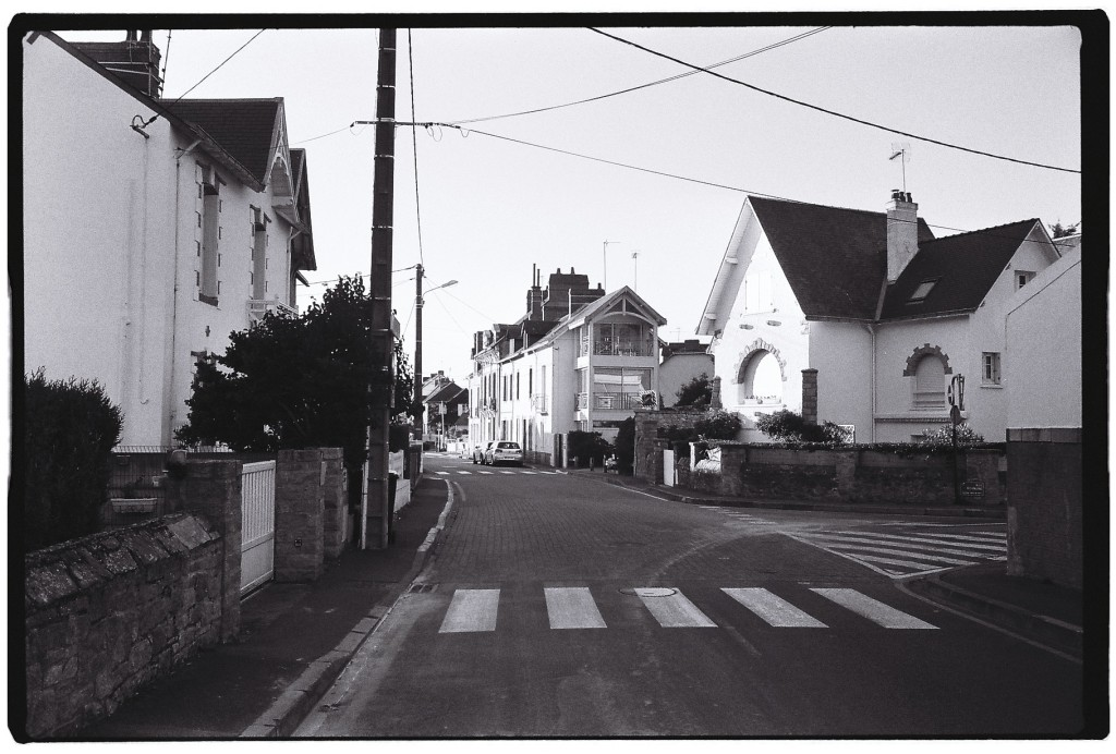 Les charmantes petites rues du Pouliguen