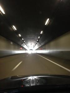 Les tunnels les plus longs d'Europe