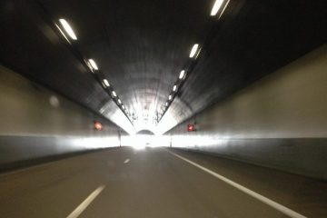 Les tunnels les plus longs d'Europe