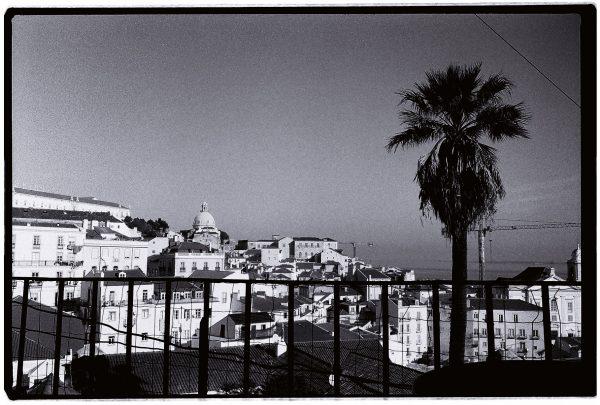 Lisbonne un panorama sur la capitale