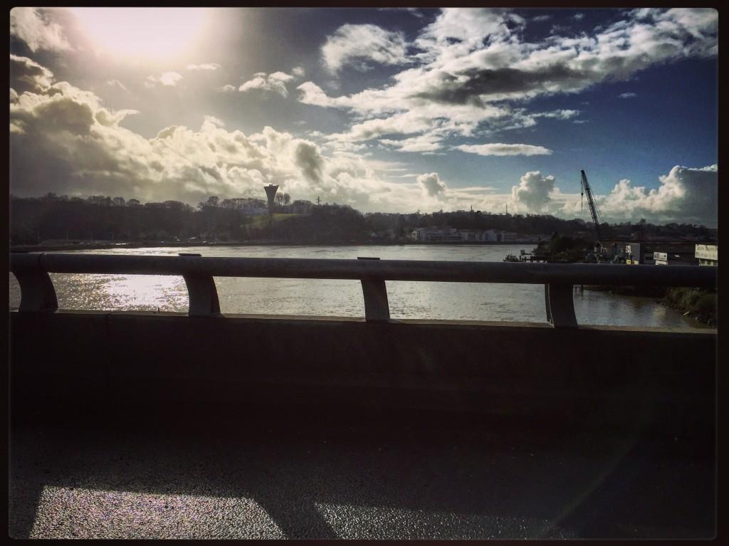 L'Adour, l'un des plus grands fleuves de France