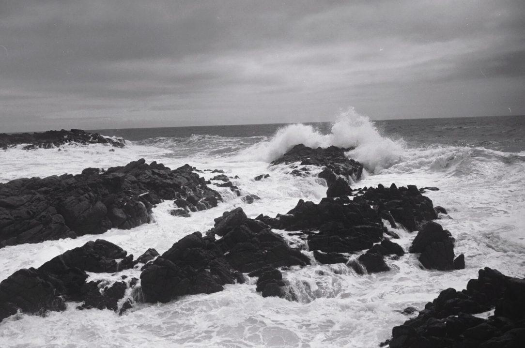 La côte sauvage de Batz-sur-mer hors saison