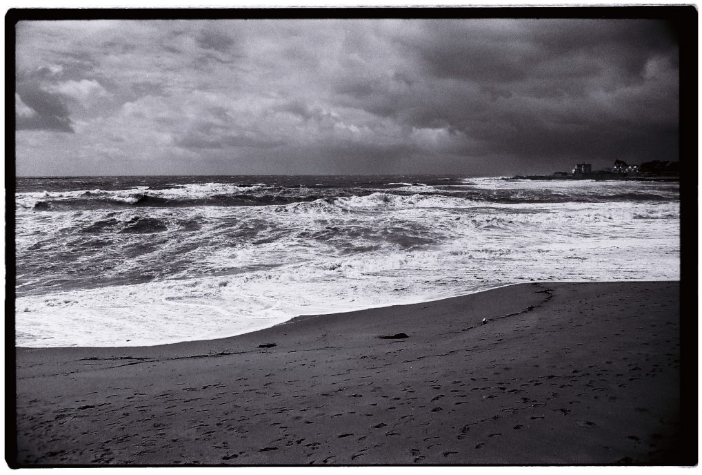 La plage Valentin à Batz sur Mer
