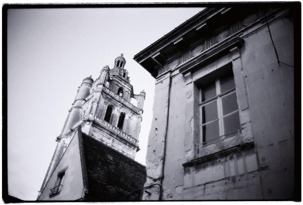 La tour Saint-Antoine à Loches