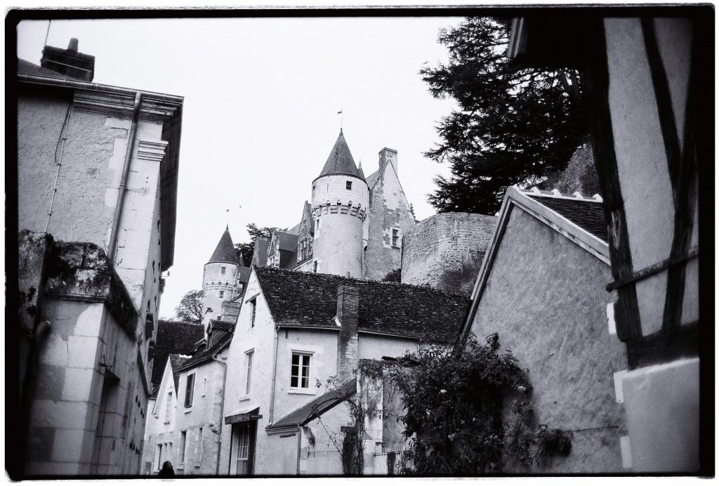 Le château du village de Montrésor