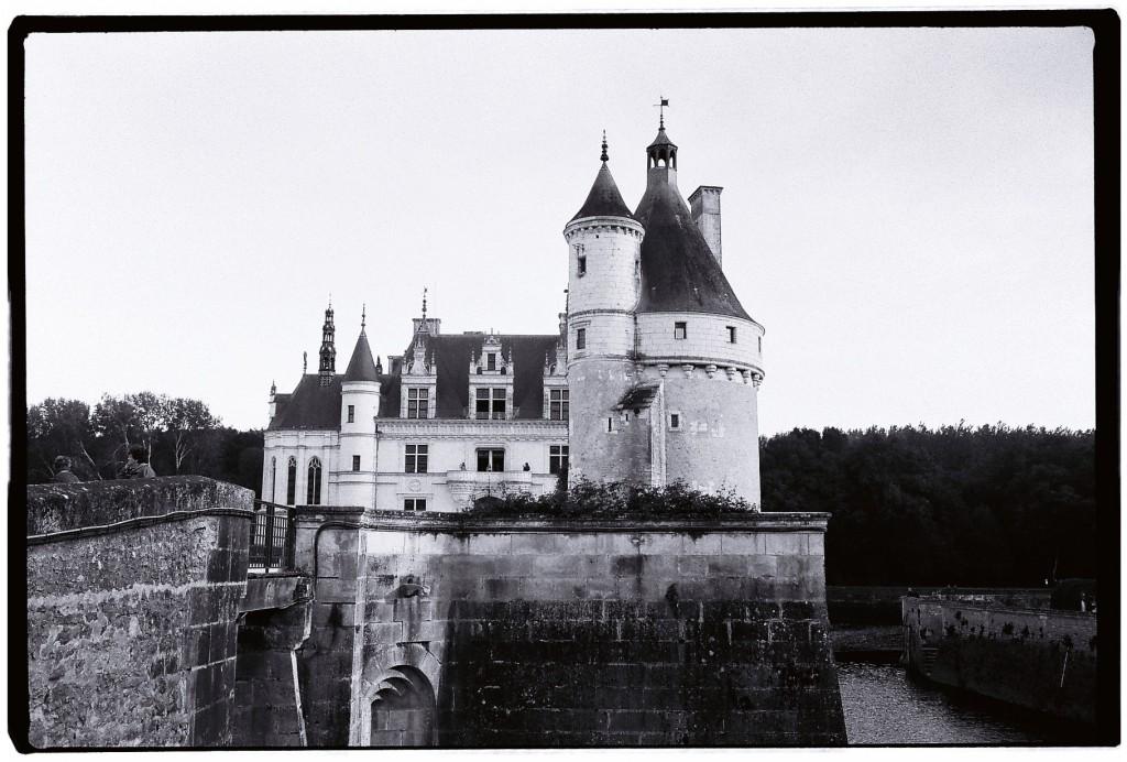 Le remarquable château de Chenonceau