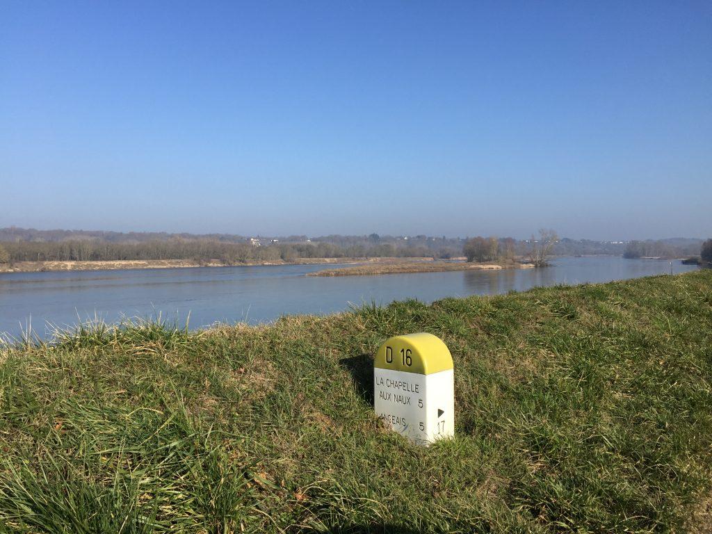 Vue imprenable sur la Loire