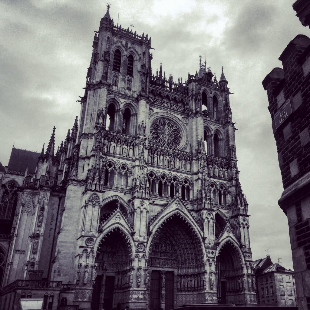Notre-Dame d'Amiens, la cathédrale la plus méconnue mais sans doute l'une des plus belles