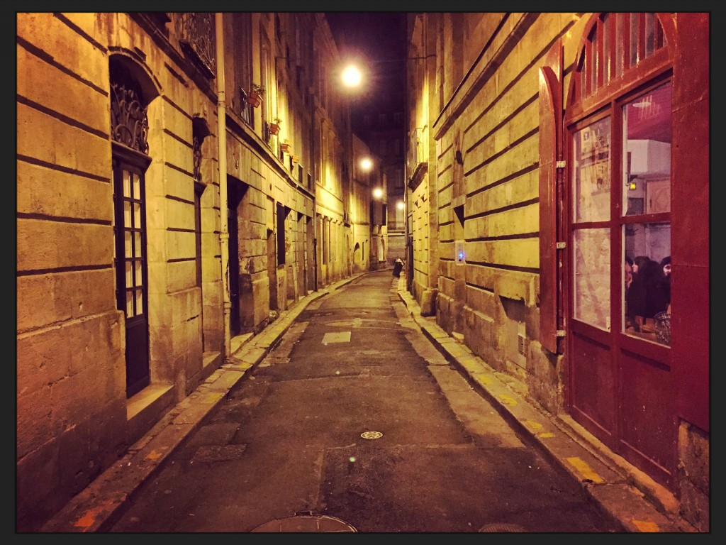 Une ruelle de la vieille ville