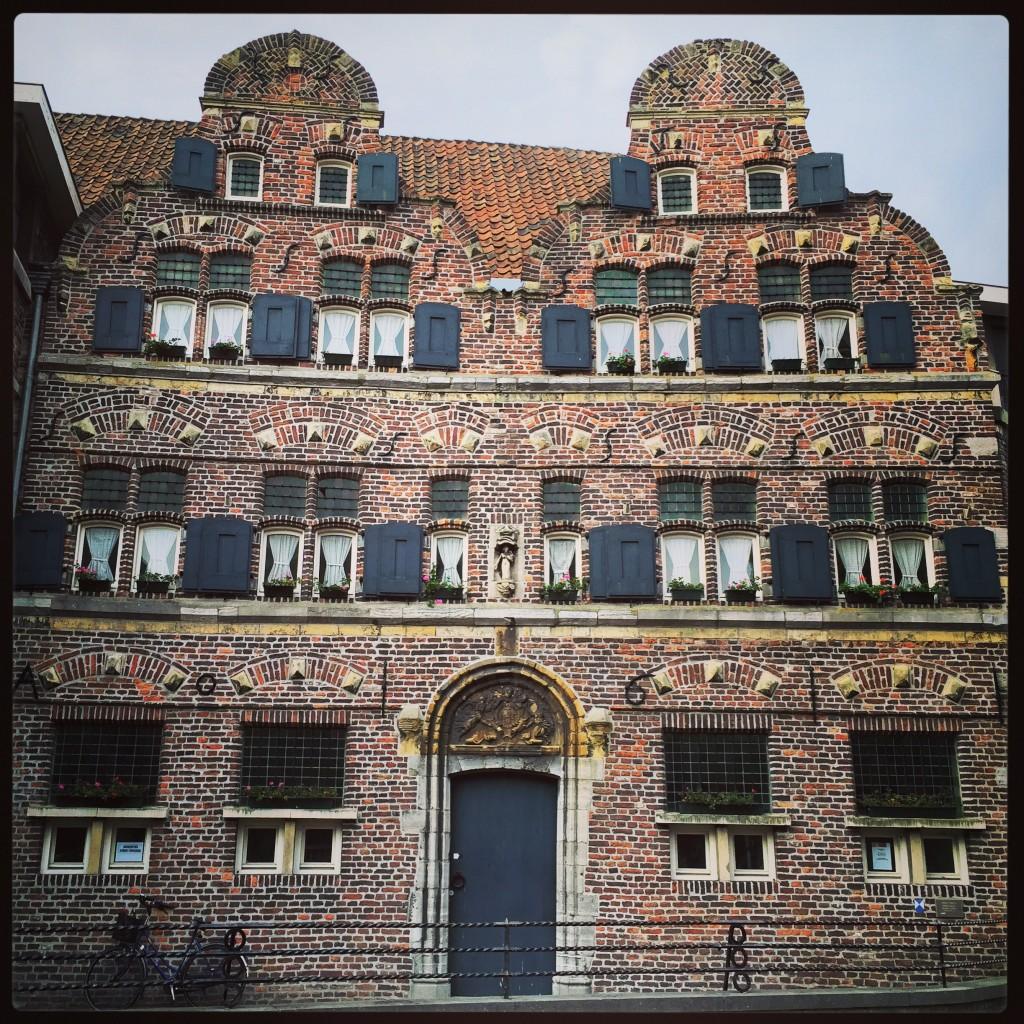 Un belle maison hollandaise