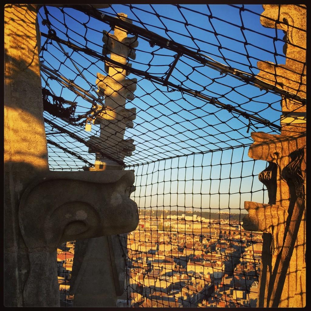 Un coup de filet sur la tour Pey-Berland