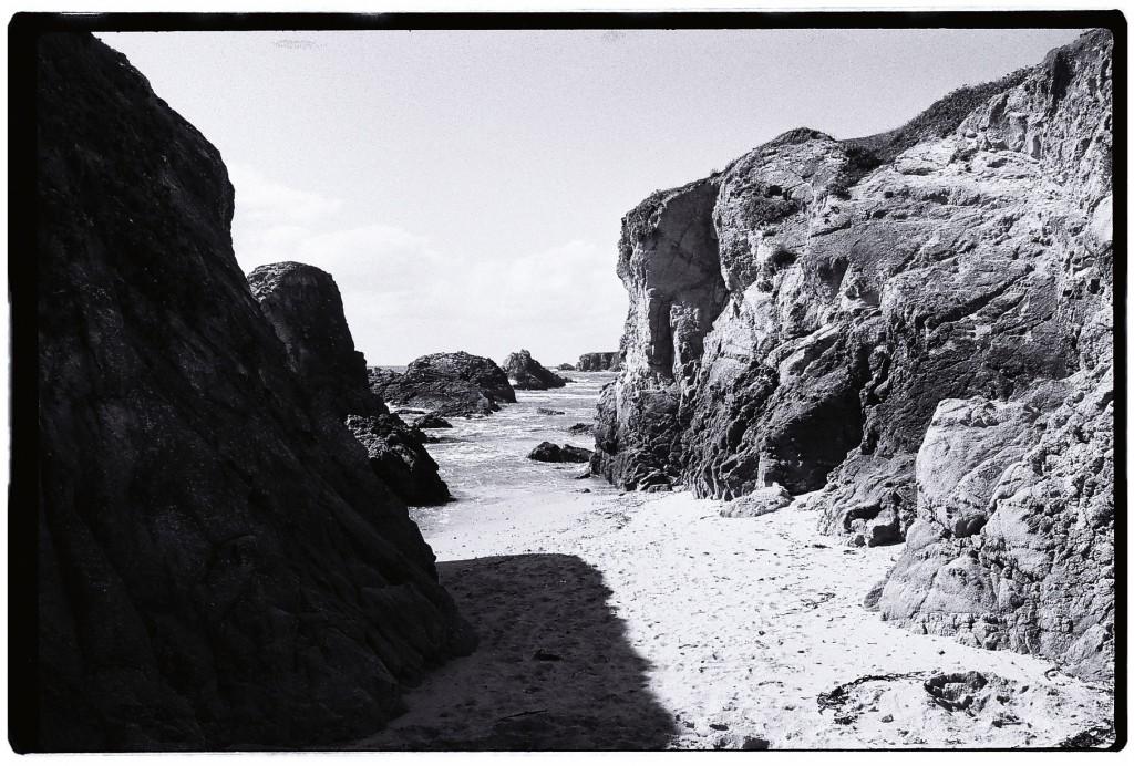 Balade Photographique dans les petites criques de la côte sauvage