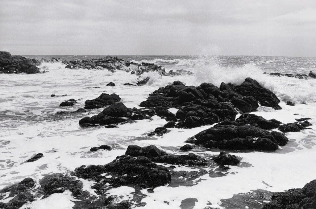 La côte sauvage à Batz sur mer