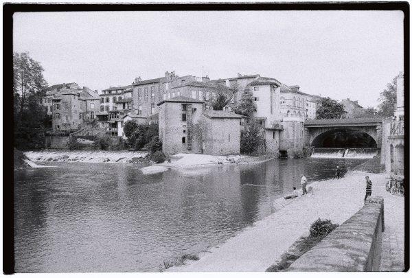La ville de Mont de Marsan dans le département des Landes
