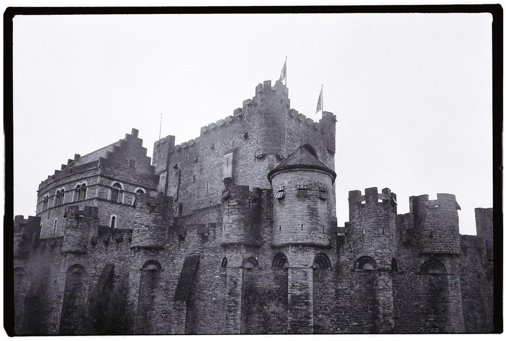 Le château des Comtes