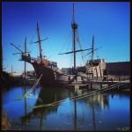 Santa Maria, le navire de Christophe Colomb