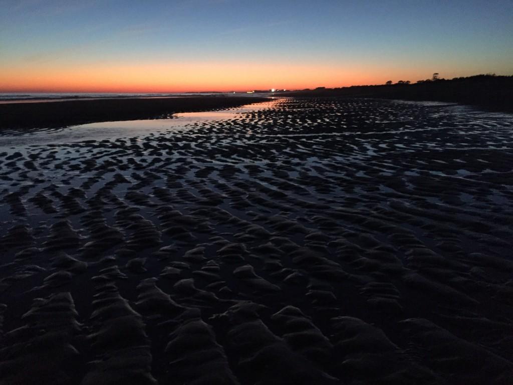 Sur la plage de las Isletas
