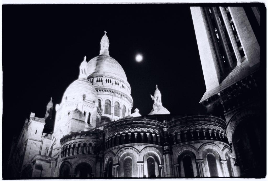 La cathédrale du Sacré Coeur, Paris