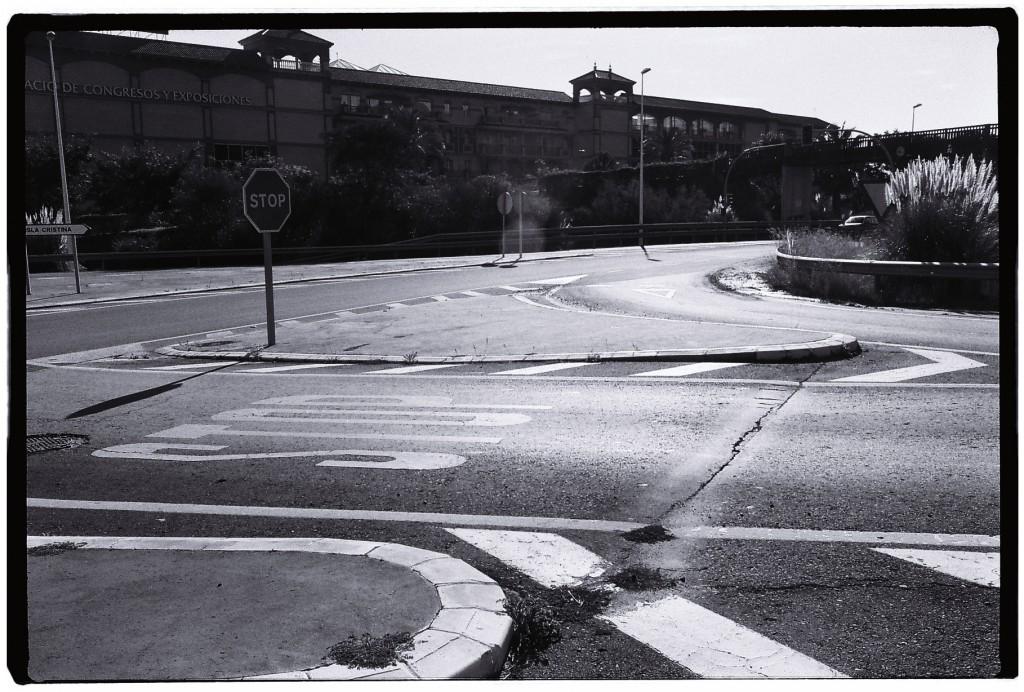 Les routes sont un peu comme la vie elles ont des tracés aléatoires