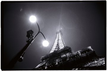Paris l'une des rares villes au monde qui vous fera lever la tête et les yeux