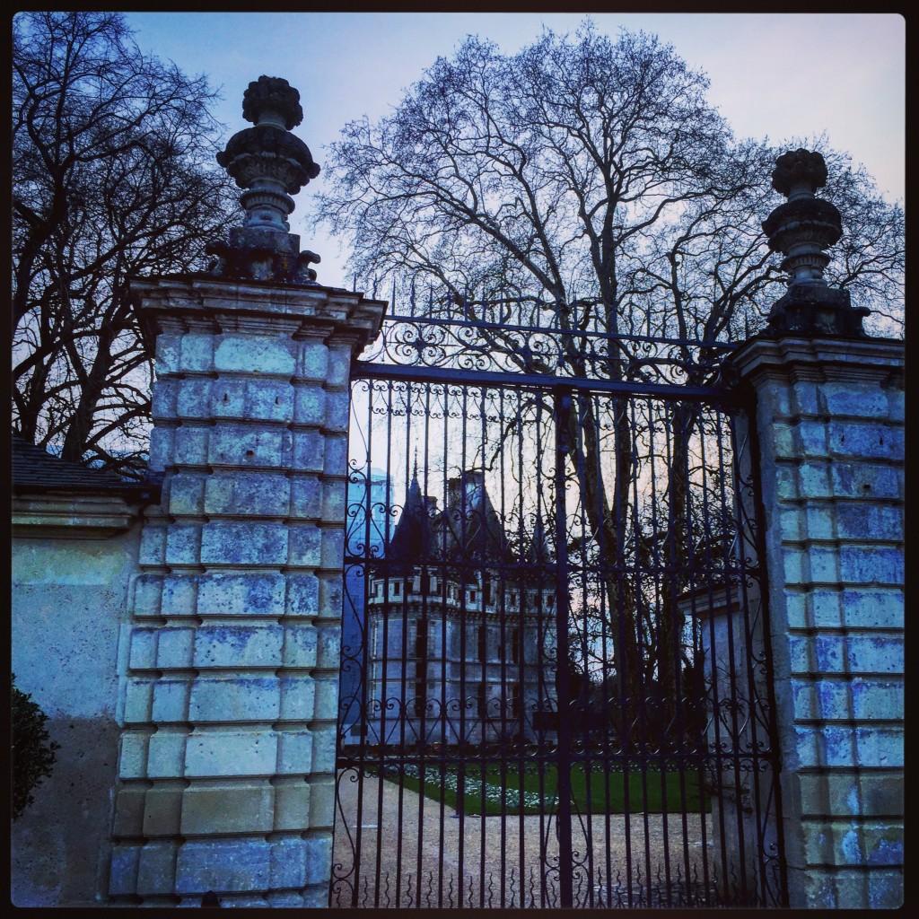 Le château d'Azay-le-Rideau en rénovation jusqu'en 2017!