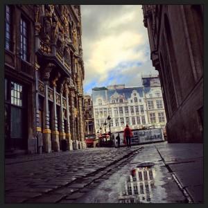 Ultra-centre de Bruxelles