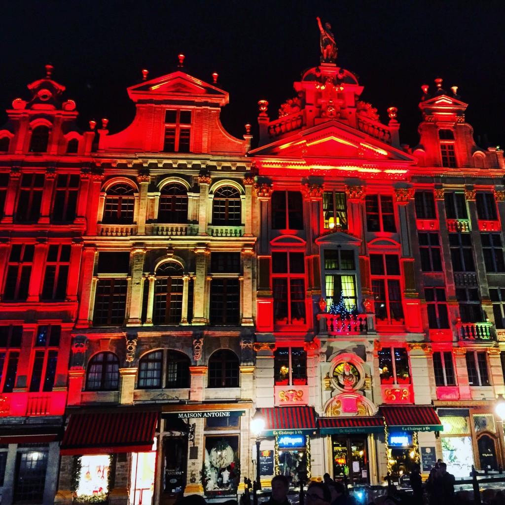 Bruxelles une ville de fête