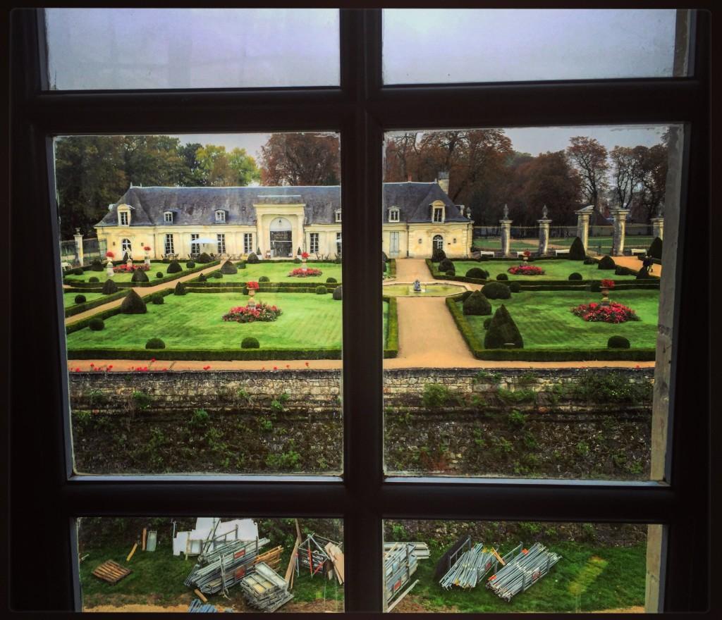 Calme, douceur de vie et volupté au château de Valençay
